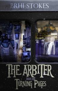 The Arbiter Book 1 (front)
